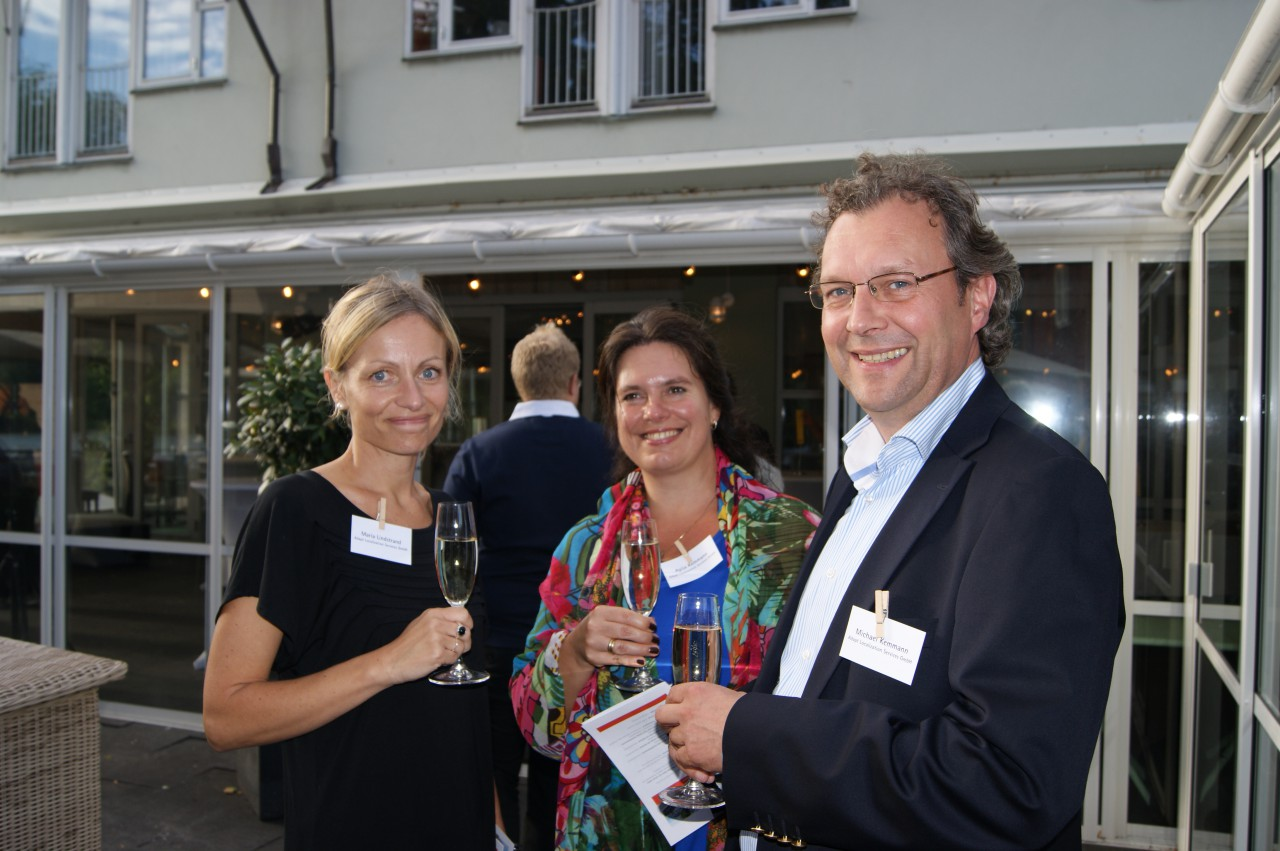 Annual Business Kickoff at the German-Swedish Chamber of Commerce